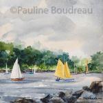 Pauline Boudreau, 17
